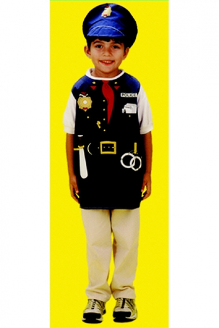 COSTUMES POLICE OFFICER