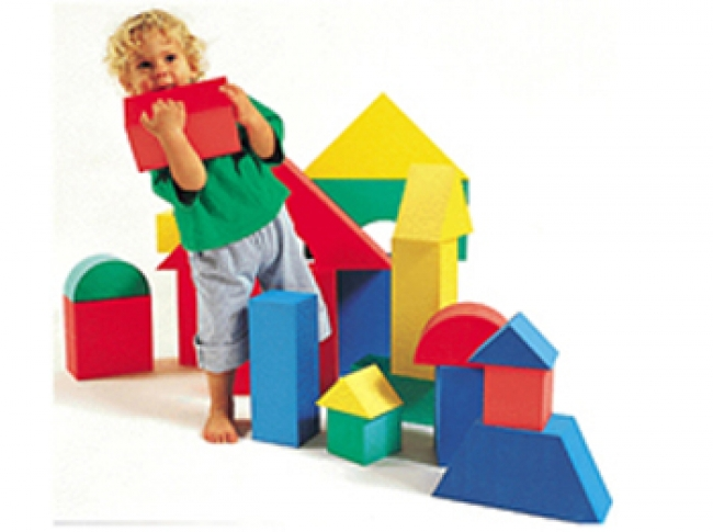 GIANT BLOCKS 32/PK 4-1/3 THICK