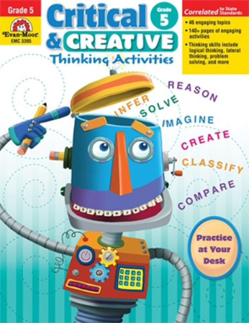 CRITICAL AND CREATIVE THINKING  ACTIVITIES GR 5