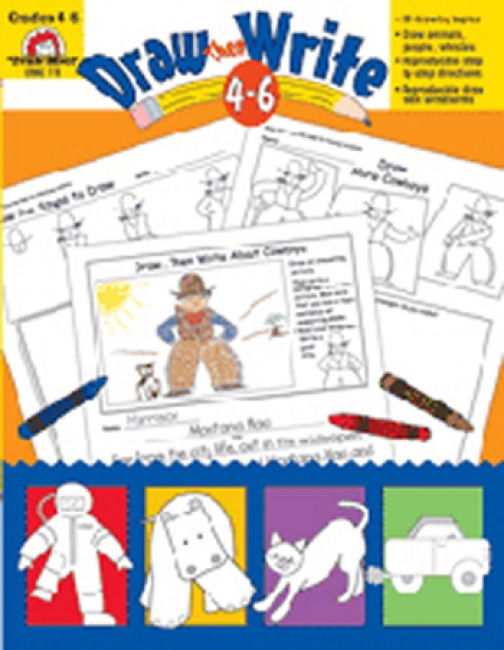 DRAW THEN WRITE GR 4-6