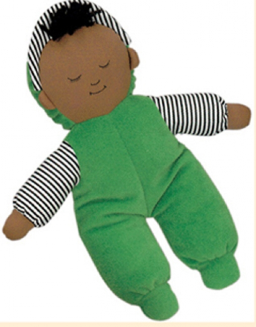 DOLLS INTERNATIONAL FRIEND BLACK  BOY