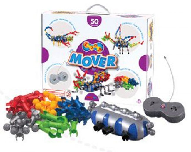 ZOOBMOVER POWER BUILDING SET
