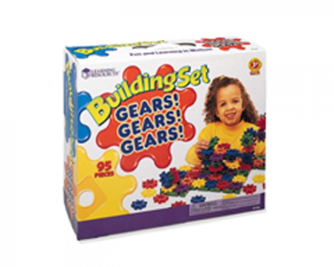GEARS BEGINNERS BUILDING 95 PCS SET
