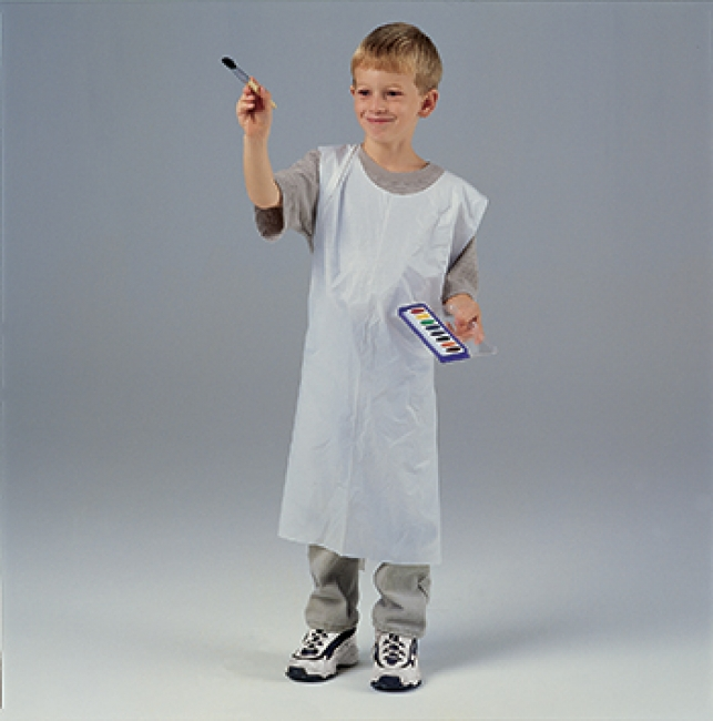 DISPOSABLE PAINT APRON PACON 100/PK