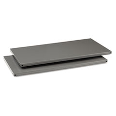 C-[HC]SHELVING,36X18X5SHELF GRAY