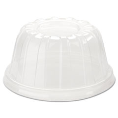 20HDLC CLEAR DOME LID 1,000/CS