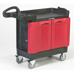TRADEMASTER 16X30 CARTW/2DOOR CABINET