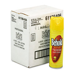 BEHOLD FURNIUTE POLISH AEROSOL  6/16 oz