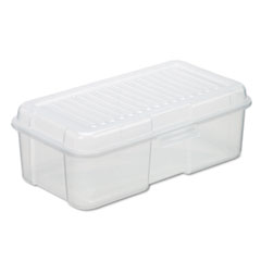 SNAP CASE 1.5 GAL, CLEAR