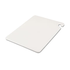 CUTTING BOARD 15X20X1/2 WHI