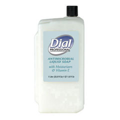 DIAL 84029 ANTIMICROBIAL SOAP 1 LITER