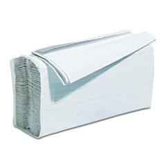 C-FOLD TOWEL WHITE MORSOFT (12/200)