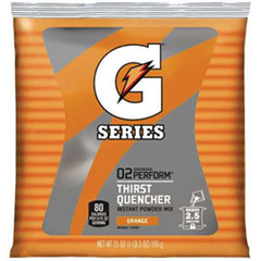 C-GATORADE PWDR OR 2.5 GAL(32/21OZ)