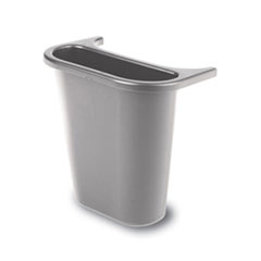 SIDE BIN RECYCLING CONTAINER, 12/CASE