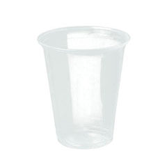 16OZ CLEAR PLASTIC CUPPOLYPROP, REVEAL (20/50)