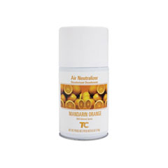 MANDARIN ORANGE METERED SPRAY TC