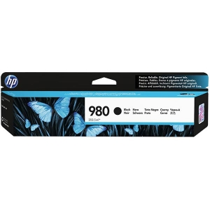 HP 980 Black Original Ink Cartridge for US Government (10,000 Yield) (TAA Compliant Version of D8J10A)
