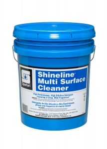 Shineline Multi Surface Cleaner - 5 Gal Pail
