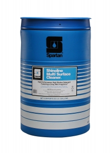 Shineline Multi Surface Cleaner - 30 Gal Drum