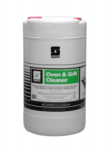 Oven & Grill Cleaner - 15 Gal Drum