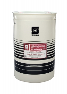 Lite'n Foamy Cranberry Ice - 55 Gal Drum