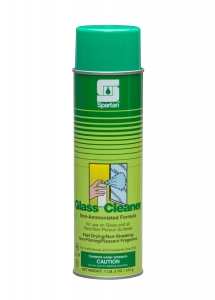 Glass Cleaner - 12-20 Oz.Can