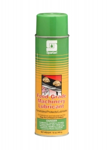 Food Grade Machinery Lubricant - 12-20 Oz.Can