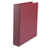 Economy Non-View Round Ring Binder, 1 1/2