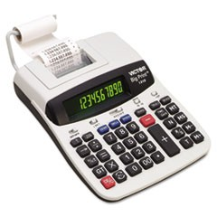 CALCULATOR,BIG PRINT,WHT