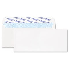 Grip-Seal Business Envelope, #10, 4 1/8 x 9 1/2, White, 250/Box