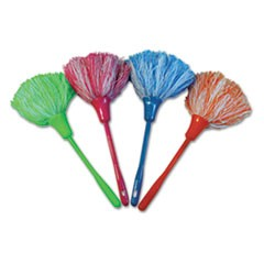 "MicroFeather Mini Duster, Microfiber Feathers, 11"", Assorted Colors"