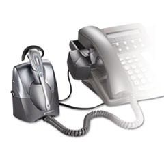 Handset Lifter for Use with Plantronics Cordless Headset Systems
