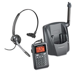 DECT 6.0 Cordless Headset Telephone