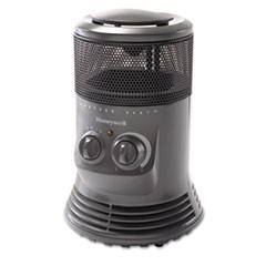 Mini-Tower Heater, 750W - 1500W, Gray