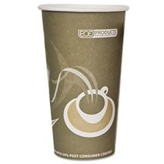 CUP,HOT,20OZ,PCF,GY