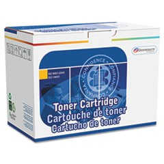 Remanufactured CB543A (125A) Toner, 1,400 Page-Yield, Magenta