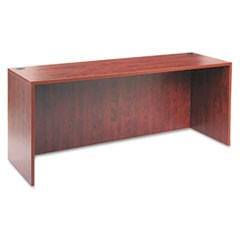 Alera Valencia Series Credenza Shell, 70 7/8w x 23 5/8d x 29 5/8h, Medium Cherry