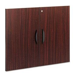 "Valencia Series Cabinet Door Kit For All Bookcases, 31 1/4"" Wide, Mahogany"