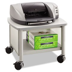 Impromptu Under Table Printer Stand, 20-1/2w x 16-1/2d x 14-1/2h, Gray