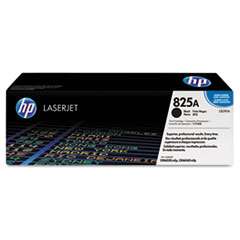 HP 825A, (CB390A) Black Original LaserJet Toner Cartridge
