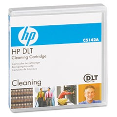 HP DLT III/IIIXT/IV - CLEANING CTG (20-PASS)