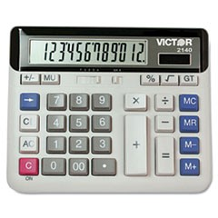CALCULATOR,12DGT,DSKTP,WH