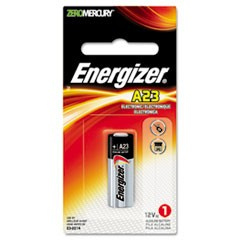 Watch/Electronic Battery, Alkaline, A23, 12V, MercFree