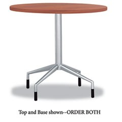 "RSVP Series Round Table Top, Laminate, 30"" Diameter, Cherry"