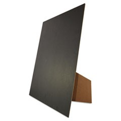 Easel Backed Board, 22x28, Black, 1/each