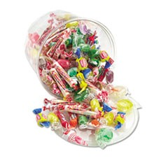 All Tyme Favorite Assorted Candies and Gum, 2 lb Plastic Tub