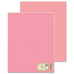 Too Cool Foam Board, 20x30, Fluorescent Pink/Pink, 5/Carton