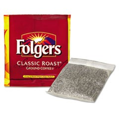 Coffee Filter Packs, Regular, In-Room Lodging, .6oz, 200/Carton