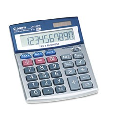 Canon Ls-100Ts Portable Business Calculator, 10-Digit Lcd