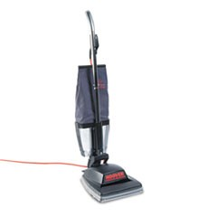 "Guardsman Bagless Upright Vacuum, 12"" Cleaning Path"